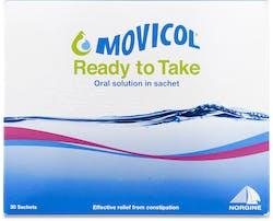 Movicol Ready To Take 30 Sachets