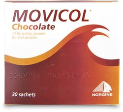 Movicol Sachet Chocolate 30 Sachets