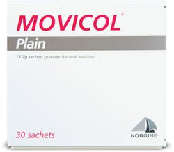 Movicol Sachets Plain 30s