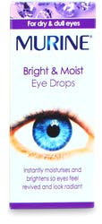 Murine Bright & Moist Eyes Drops 15ml