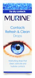 Murine Contacts Refresh & Clean 15ml
