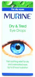 Murine Dry & Tired Eyes Drops 15ML