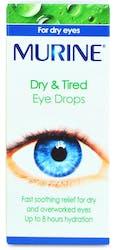 Murine Dry & Tired Eyes Drops 15ml