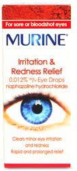 Murine Irritation and Redness Eye Drops 10ml
