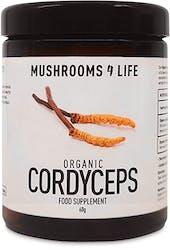 Mushrooms 4 Life Organic Cordyceps Powder 60g