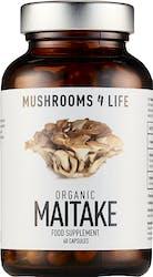 Mushrooms 4 Life Organic Maitake 60 Capsules