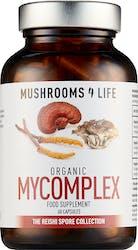 Mushrooms 4 Life Organic Mycomplex 60 Capsules