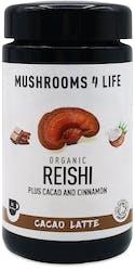 Mushrooms 4 Life Organic Reishi Cacao Latte 140g