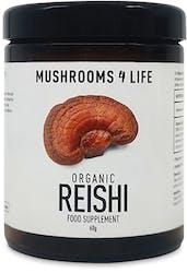 Mushrooms 4 Life Organic Reishi Powder 60g