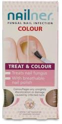Nailner Fungal Nail Infection Treat & Colour 2 x 5ml