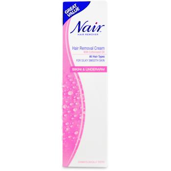 Buy Nair Bikini And Underarm Hair Removal Cream 90ml Medino