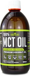 Natures Aid 100% MCT Premium Coconut Oil 500ml