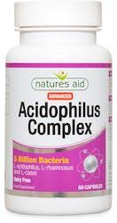 Natures Aid Acidophilus Complex 90 Capsules