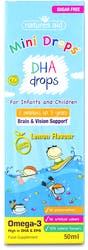 Natures Aid DHA Drops for Infants & Children 50ml