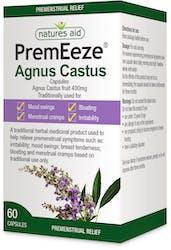 Natures Aid PremEeze Agnus Castus 60 Capsules