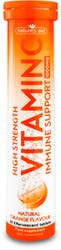 Nature's Aid Vitamin C 1000mg Effervescent 20 Tablets