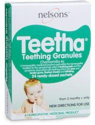 Nelsons Teetha Teething Granules 24s