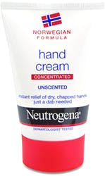 Neutrogena Hand Cream Unscented 50g
