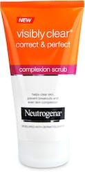 Neutrogena Visibly Clear Scrub 150ml
