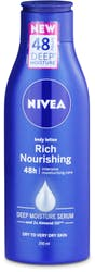 Nivea Body Rich Nourishing Lotion 250ml