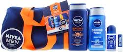 Nivea Men Complete Active Set