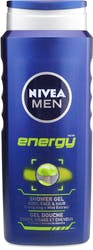 Nivea Men Energy Shower Gel 500ml
