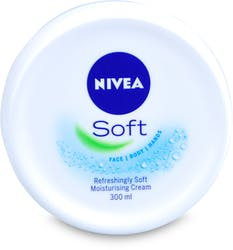 Nivea Soft Tub Moisturising Creme 300ml