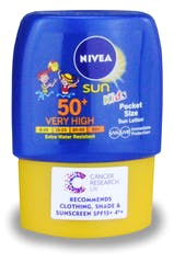 Nivea Sun Kids Pocket Size Lotion SPF 50+ 50ml