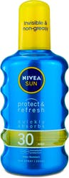 Nivea Sun Protect & Refresh SPF30 200ml