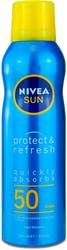 Nivea Sun Protect & Refresh Spray SPF50 200ml