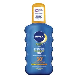 Nivea Sun Spray SPF 50+ 200ml