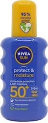 Nivea Sun Spray SPF50+ 200ml