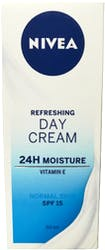 Nivea Refreshing Day Cream SPF15 Normal Skin 50ml