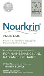 Nourkrin Maintain 30 Tablets 30 Days Supply