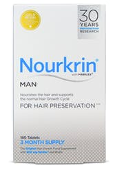Nourkrin Man For Hair Preservation 180 Tablets