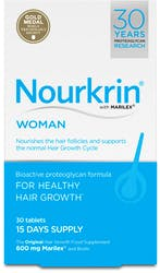 Nourkrin Woman 30 Tablets 15 Days Supply