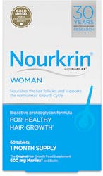 Nourkrin Woman 60 Tablets 1 Month Supply
