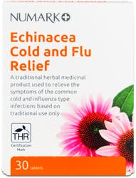 Numark Echinacea Cold & Flu Relief 30 Tablets
