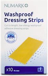 Numark Fabric Dressing Strips 1m x 6cm