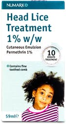 Numark Head Lice Treatment 59ml