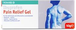 Numark Ibuprofen Pain Relief 5% Gel 50g