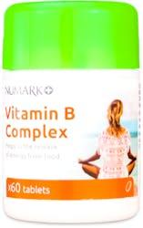 Numark Vitamin B Complex 60 Tablets