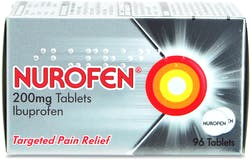 Nurofen 200mg Tablets 96 Tablets