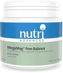 Nutri Advanced Megamag Fem Balance 306g