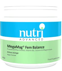 Nutri Advanced MegaMag Fem Balance 306g