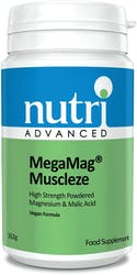 Nutri Advanced MegaMag Muscleze 162g