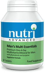 Nutri Advanced Men's Multi Essentials 60 Tablets