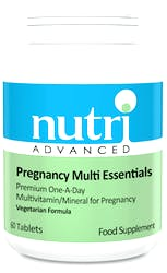 Nutri Advanced Multi Essentials Pregnancy 60 Tablets