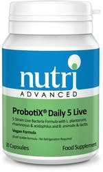 Nutri Advanced ProbotiX Daily 5 Live