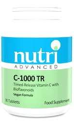 Nutri Advanced Vitamin C 1000mg Time Release 90 Tablets